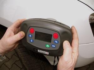 SpectroMetr na Autolaky - Měření odstínu Barvy